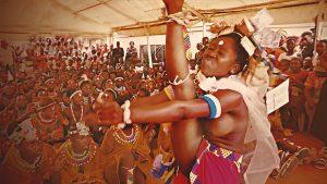 Umhlonyane ka nokubonga